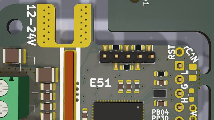 Encoder interface